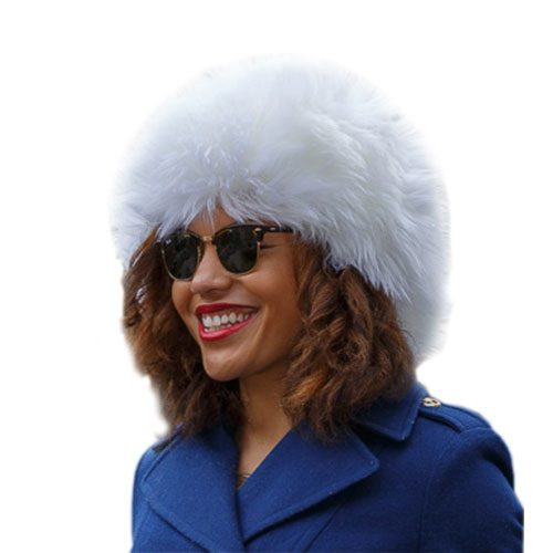 Sheepskin Alpine Fur Hat