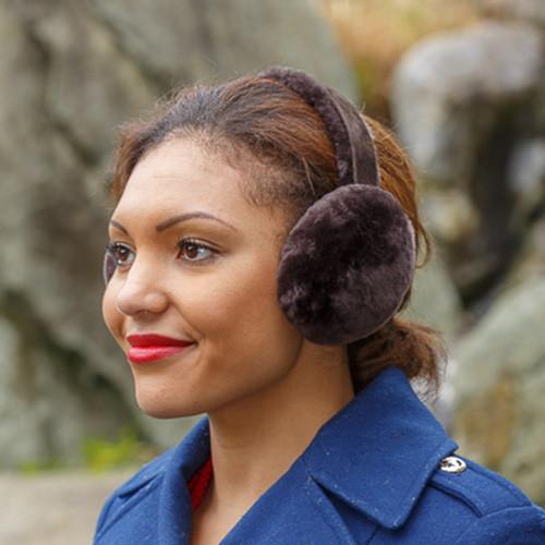 Sheepskin Earmuffs